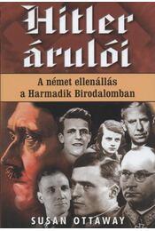 Hitler árulói - Régikönyvek