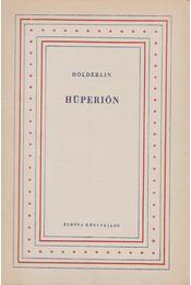 Hüperión - Hölderlin, Friedrich - Régikönyvek