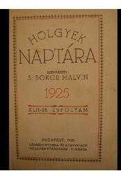 Hölgyek naptára 1925 - Régikönyvek