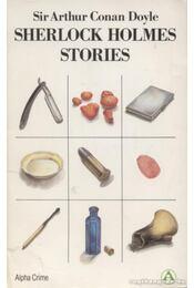 Sherlock Holmes stories - Régikönyvek