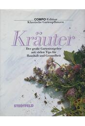 Kräuter - Hopkinson, Simon, Hopkinson, Judit - Régikönyvek