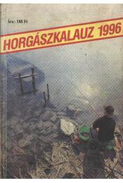 Horgászkalauz 1996 - Régikönyvek