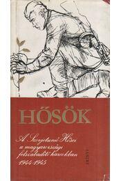 Hősök - Liptai Ervin, A. I. Babin - Régikönyvek