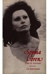Sophia Loren - HOTCHNER, A.E. - Régikönyvek