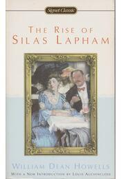 The Rise of Silas Lapham - Howells, William Dean - Régikönyvek