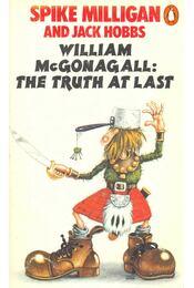 William McGonagall: The Truth at Last - Régikönyvek