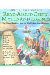 One-Hundred-and-One Read-Aloud Celtic Myths and Legends - Régikönyvek