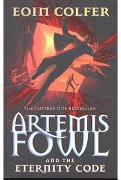 Artemis Fowl and the Eternity Code - Régikönyvek