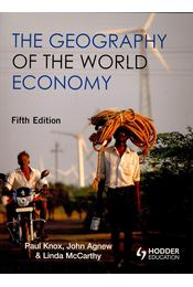 The Geography of the World Economy - Régikönyvek