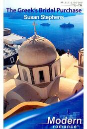 The Greek' s Bridal Purchase - Régikönyvek