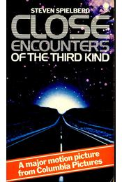 Close Encounters of the Third Kind - Régikönyvek