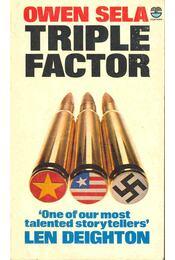 Triple factor - Sela, Owen - Régikönyvek