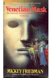 Venetian Mask - Régikönyvek