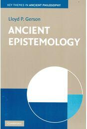 Ancient Epistemology - Régikönyvek