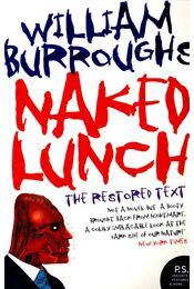 Naked Lunch - The Restored Text - Régikönyvek