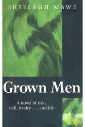 Grown Men - Régikönyvek