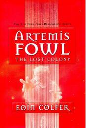 Artemis Fowl - The Lost Colony - Régikönyvek