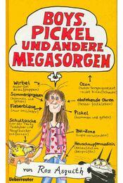 Boys, Pickel und andere Megasorgen - AsQuith, Ros - Régikönyvek