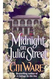 Midnight on Julia Street - Régikönyvek
