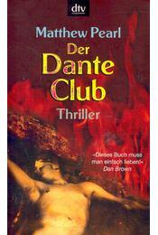 Der Dante Club - Régikönyvek