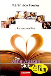 Der Jane Austen Club - Karen Joy Fowler - Régikönyvek