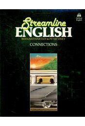 Streamline English - Connections - Régikönyvek