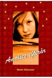 Amalies Efterår - Régikönyvek