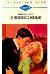 Un mystérieux portrait - McCallum, Kristy - Régikönyvek