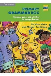 Primary Grammar Box - Régikönyvek