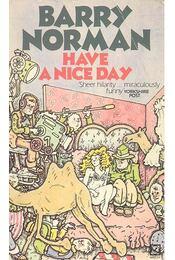 Have a Nice Day - Régikönyvek
