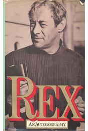 Rex - An Autobiography - HARRISON, REX - Régikönyvek