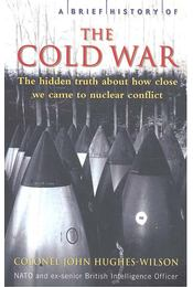 A Brief History of the Cold War - The Hidden Truth About How Close We Came to Nuclear Conflict - Régikönyvek