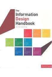 The Information Design Handbook - VISOCKY O'GRADY, JENN - VIAOCKY O'GRADY, KEN - Régikönyvek