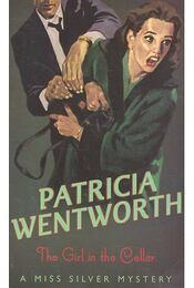 The Girl in the Cellar - WENTWORTH, PATRICIA - Régikönyvek