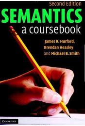 Semantics: A Coursebook - Régikönyvek