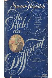 The Rich are Different - Régikönyvek