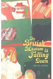 The British Museum is Falling Down - Régikönyvek