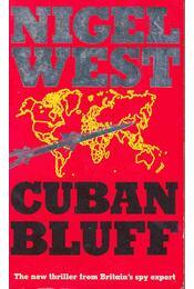 Cuban Bluff - Régikönyvek