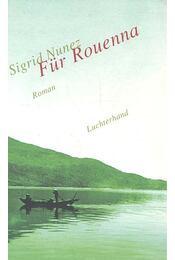 Für Rouenna - Régikönyvek