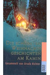 Die schönsten Weihnachtsgeschichten am Kamin - Régikönyvek