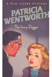 The Ivory Dagger - A Miss Silver Mystery - Régikönyvek