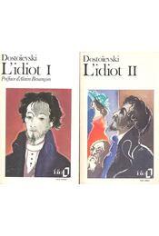 L'Idiot I-II - Régikönyvek