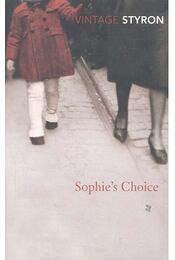 Sophie's Choice - William Styron - Régikönyvek