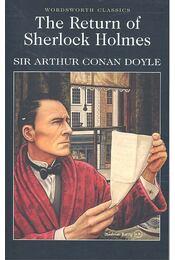The Return of Sherlock Holmes - Régikönyvek