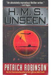 H.M.S. Unseen - Régikönyvek