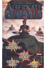 Alternate Generals - Régikönyvek