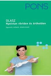 PONS Nyelvtan röviden és érthetően - Olasz - Régikönyvek