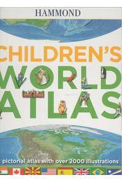 Hammond Children's World Atlas - Régikönyvek