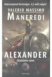 Alexander - Skjebnens sonn - Manfredi, Valerio Massimo - Régikönyvek