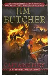 Captain's Fury - Jim Butcher - Régikönyvek